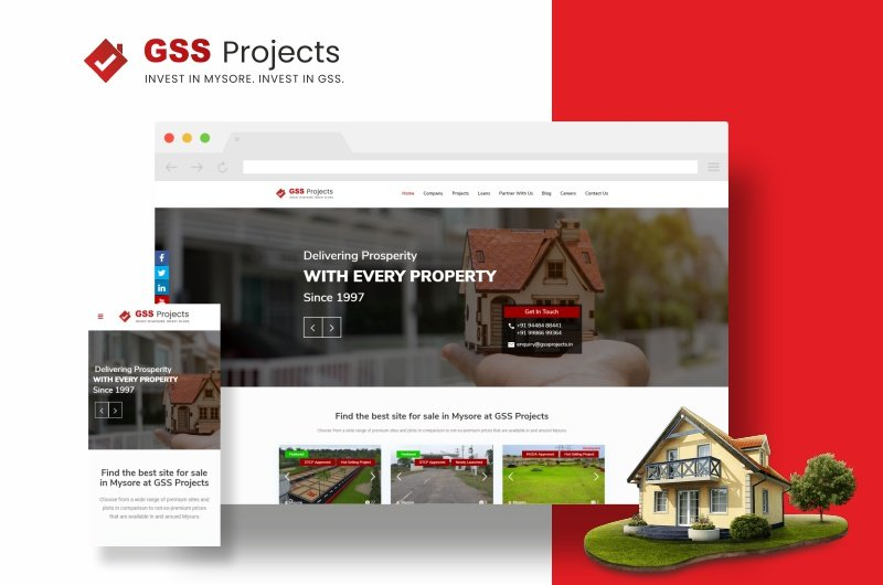 Profitable investment partners - GSS Projects
